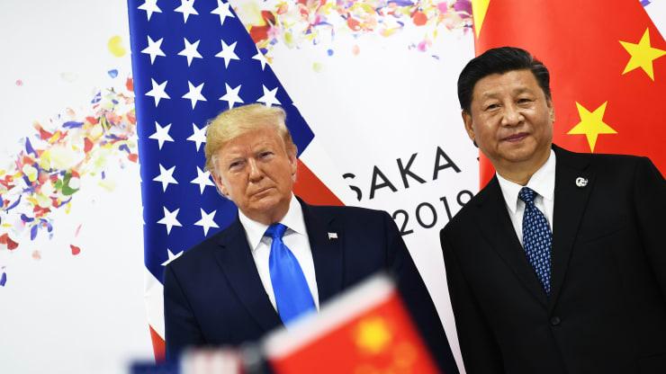 Mỹ - Trung điện đàm về vấn đề cốt lõi trong đàm phán thương mại