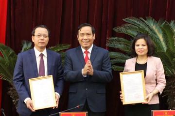 2 Chủ tịch UBND, HĐND Bắc Ninh giữ chức Phó Bí thư Tỉnh uỷ