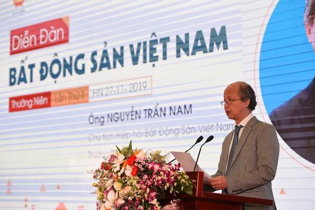 Ông Nguyễn Trần Nam: Condotel không có tội tình gì, vụ Cocobay chỉ là cá biệt