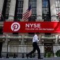 """<p class=""""Normal""""> <strong>6.<span> </span>Pinterest</strong></p> <p class=""""Normal""""> Năm thành lập: 2009</p> <p class=""""Normal""""> Giá trị hiện tại: 10,9 tỷ USD</p> <p class=""""Normal""""> Lỗ ròng năm 2018: 63 triệu USD</p> <p class=""""Normal""""> Dù kết quả kinh doanh hàng năm đều thua lỗ, trong thư gửi cổ đông mới đây, Pinterest tuyên bố đã có lãi trong quý III/2019. (Ảnh: <em>Reuters</em>)</p>"""