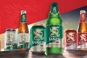 Sabeco đầu tư nâng công suất 3 nhà máy bia