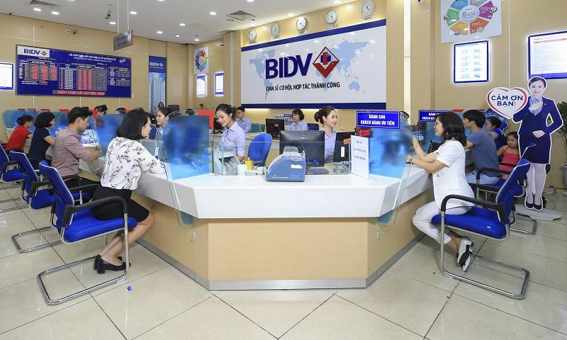 BIDV có thêm 2.800 tỷ đồng bổ sung vốn cấp 2