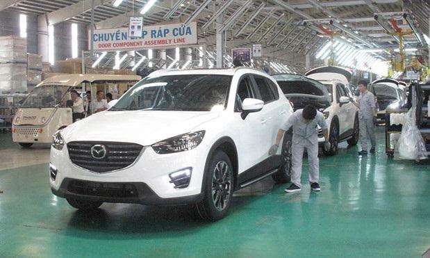 Giá ôtô trong nước sắp giảm nhờ giảm thuế linh kiện?