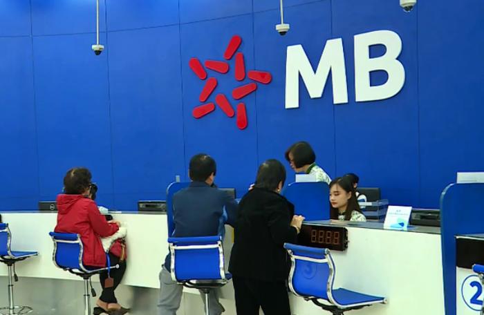 Tổng công ty 28 sở hữu gần 12 triệu cổ phiếu MBB với giá vốn 9.000 đồng/cp