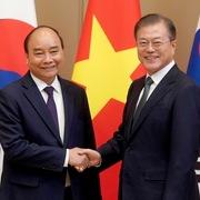 Thủ tướng: Mong muốn kỳ tích trong quan hệ hợp tác Hàn - Việt