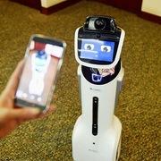 Lần đầu tiên, một ngân hàng sắp đưa robot vào phục vụ khách