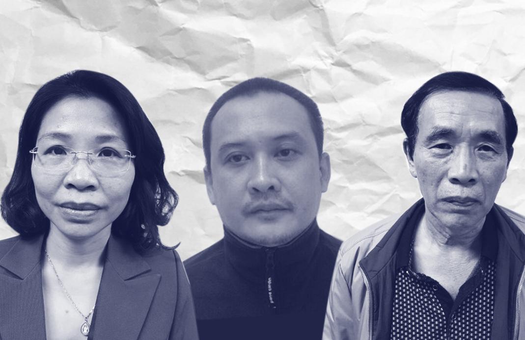 Vụ Nhật Cường: Bắt nguyên Phó giám đốc Sở Kế hoạch & Đầu tư Hà Nội