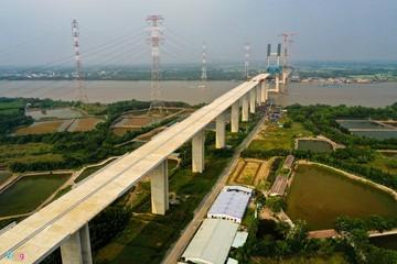 2 cầu dây văng ở TP HCM có độ tĩnh không cao nhất Việt Nam