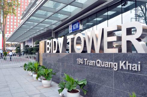 BIDV bán nhiều khoản nợ, tổng giá khởi điểm hơn 220 tỷ đồng