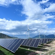 Phát điện dự án điện gió công suất lớn nhất Việt Nam