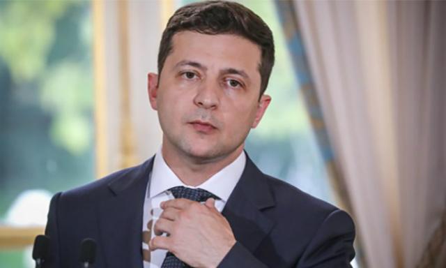 Tổng thống Ukraine phủ nhận 'đổi chác' với Trump