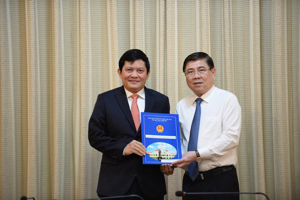 TP HCM bổ nhiệm lãnh đạo công ty Sagri và Tân Thuận - IPC