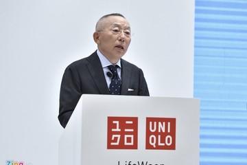 Nhà sáng lập Uniqlo: 'TP HCM sẽ là thị trường tiêu thụ lớn nhất Đông Nam Á'