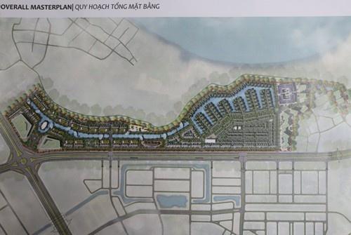 Liên doanh 3 DN báo cáo ý tưởng Quy hoạch 1/500 khu đô thị gần 4.200 tỷ ở TP Thanh Hoá