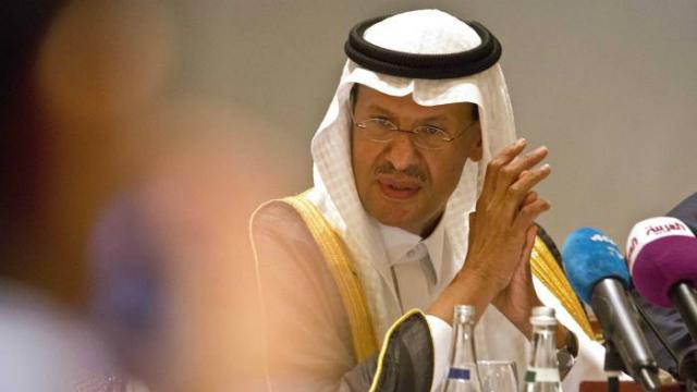 Hoàng tử Abdulaziz bin Salman, tân bộ trưởng dầu mỏ Arab Saudi. Ảnh: AP.