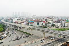 Hà Nội có thêm 31 tuyến đường, phố mới