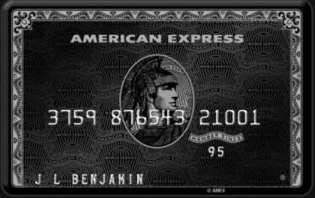Những loại thẻ tín dụng chỉ dành cho giới siêu giàu - Ảnh 1.