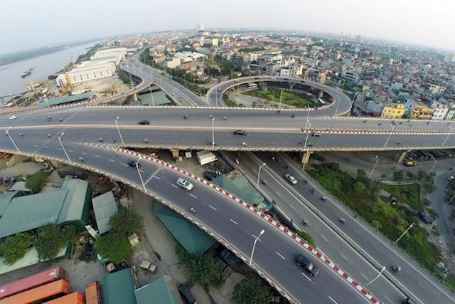 Hà Nội sắp chi 2.500 tỷ xây cầu Vĩnh Tuy mới