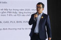 Đại diện SSI: Động lực tăng trưởng năm 2020 sẽ đến từ nhiều yếu tố