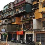 Chủ tịch Nguyễn Đức Chung nói về việc cải tạo chung cư cũ ở Hà Nội