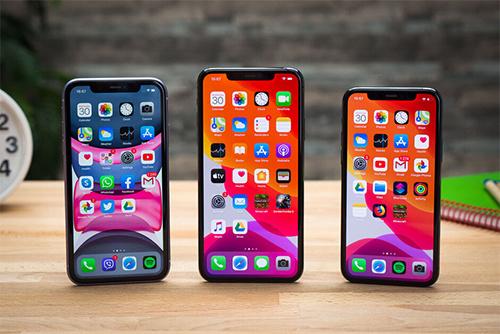 Apple có thể ra mắt 5 mẫu iPhone năm 2020