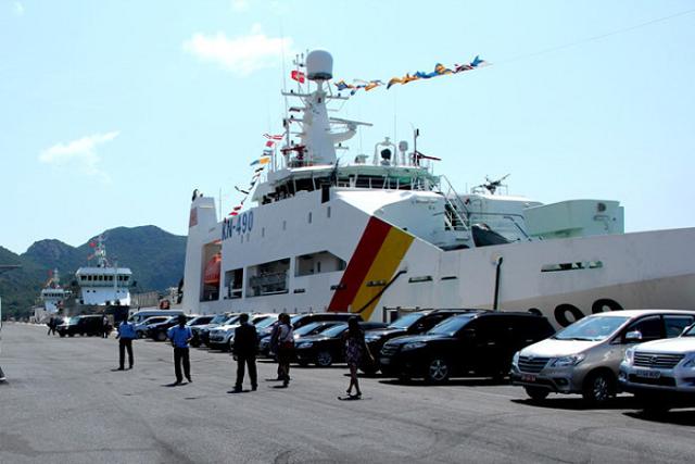 Cảng Cam Ranh bị phạt và truy thu thuế gần 1 tỷ đồng
