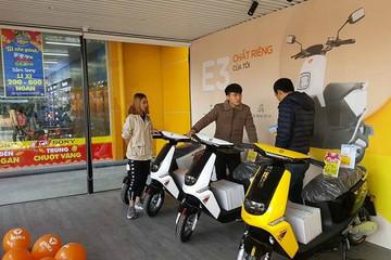 Điện Máy Xanh nhảy vào bán xe máy điện, ngày bán ôtô có lẽ cũng không còn xa?