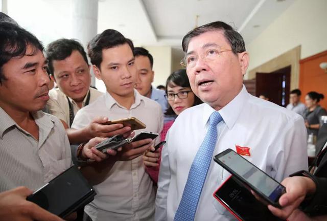 Chủ tịch UBND TP HCM: Tỷ lệ điều tiết ngân sách cho TP là thấp nhất thế giới