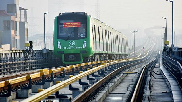 Đường sắt Cát Linh - Hà Đông chậm tiến độ, đội vốn do giàn khoan HD981 của Trung Quốc