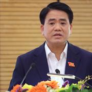 Chủ tịch Hà Nội: 'Không công nghệ nào có thể làm sạch sông Tô Lịch'