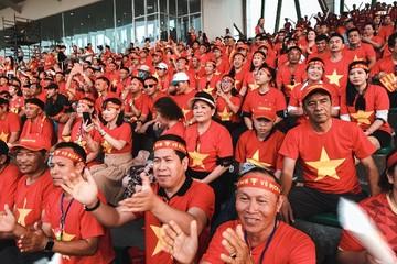 'Cháy' tour xem trận chung kết bóng đá nam SEA Games 30