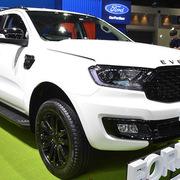 Cận cảnh Ford Everest Sport có thể về Việt Nam