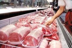 Bộ Tài chính đề xuất giảm thuế nhập khẩu thịt lợn, gà