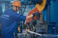 Ống thép Hòa Phát đạt kỷ lục trên 72.000 tấn trong tháng 11