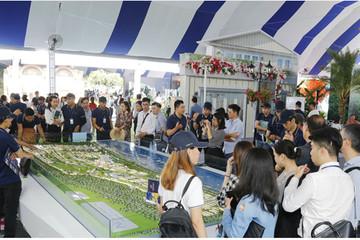 Gần 20.000 lượt khách tham quan Novaland Expo 2019
