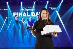 Startup nuôi dế để sản xuất protein chiến thắng giải Doanh nhân Cộng đồng Blue Venture Award 2019