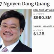 Sau thương vụ với Vingroup, ông chủ Masan không còn là tỷ phú USD