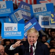 Thủ tướng Anh thắng đậm bầu cử, Brexit có thể diễn ra sau vài tuần