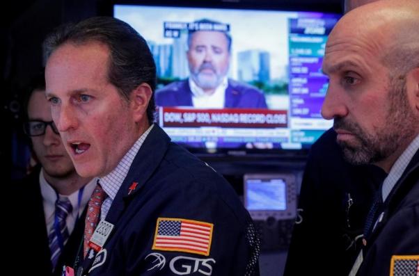 S&P 500, Nasdaq lập đỉnh lịch sử sau tin Mỹ, Trung đạt thỏa thuận về nguyên tắc
