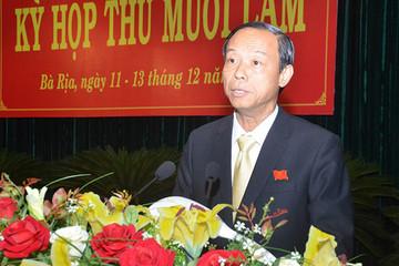 Bà Rịa - Vũng Tàu có tân Chủ tịch UNBD tỉnh