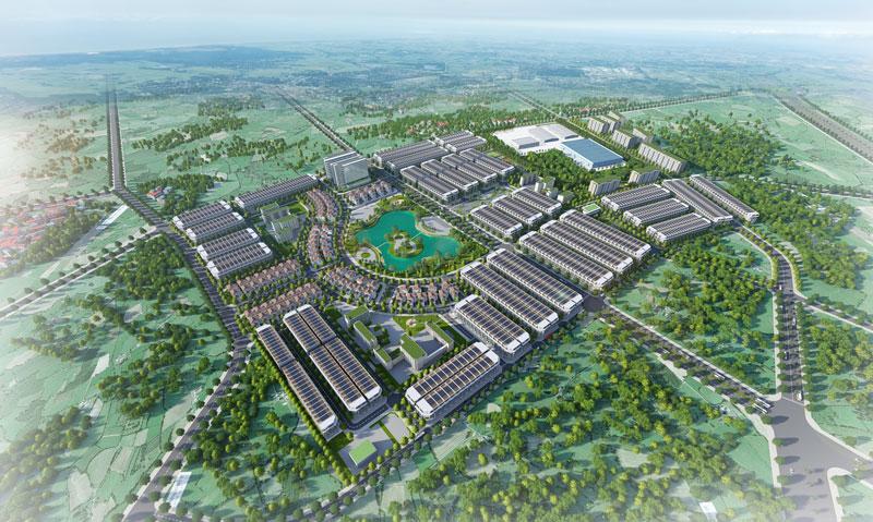 Bắc Ninh phê duyệt nhiệm vụ Quy hoạch chi tiết khu đô thị 300 ha tại Quế Võ
