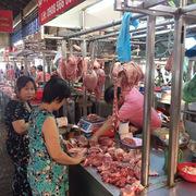 Giá thịt lợn tăng chưa từng thấy