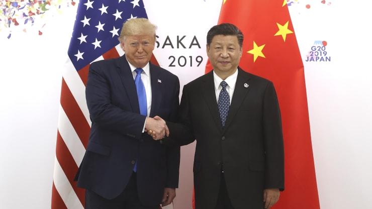 Trung Quốc: Mỹ hủy kế hoạch áp thuế ngày 15/12, nhất trí gỡ thuế 'theo từng giai đoạn'