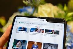 Samsung lần đầu tiết lộ doanh số Galaxy Fold