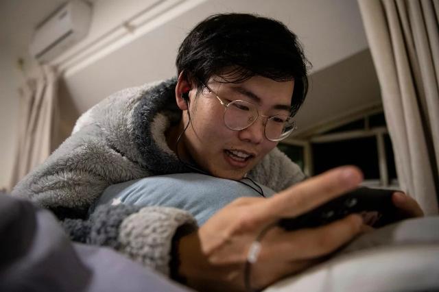 Dịch vụ bạn trai ảo đang trở nên phổ biến ở Trung Quốc. Ảnh: SCMP.