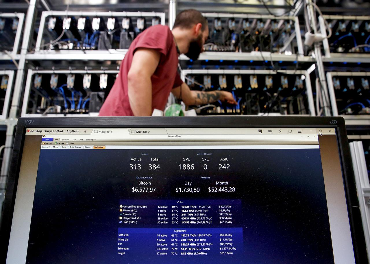 Công cụ phái sinh - 'lá chắn phòng thủ' mới của giới đào Bitcoin