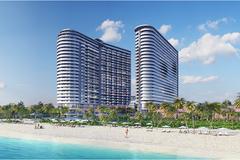 Dấu mốc mới của tổ hợp căn hộ nghỉ dưỡng lớn nhất Đà Nẵng