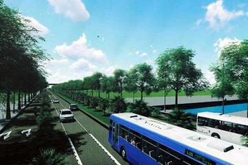 Hà Nội: Gần 1.500 tỷ làm đường Tây Thăng Long