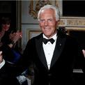 """<p class=""""Normal""""> <strong>11. Giorgio Armani: 11 tỷ USD</strong></p> <p class=""""Normal""""> Giorgio Armani là người đồng sáng lập, chủ sở hữu của đế chế Armani, chuyên thời trang cao cấp, đồ thể thao, mỹ phẩm, nhà hàng, thiết kế nội thất, khách sạn, khu nghỉ dưỡng... Nhà thiết kế thời trang người Italy thành lập công ty này vào năm 1975 sau khi bỏ dở trường y. Giờ đây, ông được xem là một trong những nhà thiết kế thời trang thành công nhất trong lịch sử Italy. Công ty của ông mang về doanh thu 2,3 tỷ USD trong năm 2018, theo <em>Forbes</em>.</p>"""