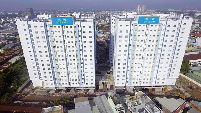 Bàn giao gần 470 căn nhà ở xã hội tại TP HCM